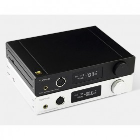 Topping DX7s Balanced DAC Headphone Amplifier - Black - 6