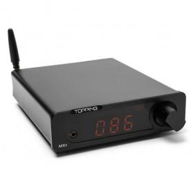 Topping MX3 Digital Amplifier Bluetooth 4.0 Class D 2x38W - Black - 3