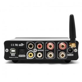 Topping MX3 Digital Amplifier Bluetooth 4.0 Class D 2x38W - Black - 5