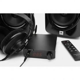 Topping MX3 Digital Amplifier Bluetooth 4.0 Class D 2x38W - Black - 7