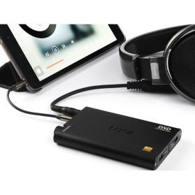 Topping NX4 DSD Portable USB DAC Headphone Amplifier - Black - 9