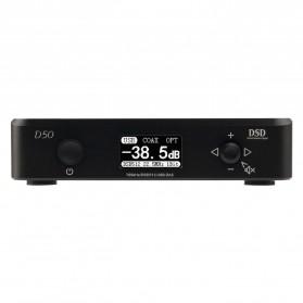 Topping HiFi DAC Audio Amplifier Decoder USB Desktop XMOS XU208 - D50 - Black - 2