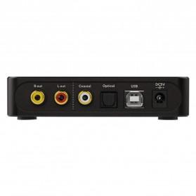 Topping HiFi DAC Audio Amplifier Decoder USB Desktop XMOS XU208 - D50 - Black - 3