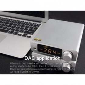 Topping DX3 Pro HiFi Desktop DAC & Headphone Amplifier Bluetooth 5.0 - Black - 10