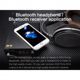Topping DX3 Pro HiFi Desktop DAC & Headphone Amplifier Bluetooth 5.0 - Black - 7