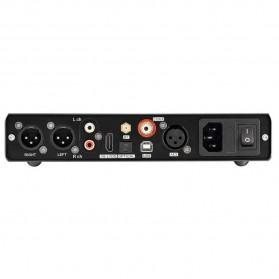 Topping DX7 Pro Fully Balanced DAC & Headphone Amplifier Bluetooth 5.0 - Black - 3