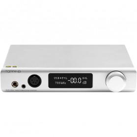 Topping DX7 Pro Fully Balanced DAC & Headphone Amplifier Bluetooth 5.0 - Black - 4