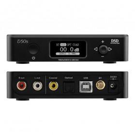 Topping D50s Pro HiFi Desktop DAC & Headphone Amplifier Bluetooth 5.0 - Black - 2