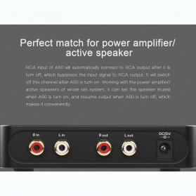 Topping A50-B Headphone Amplifier Desktop Hi-Res Balanced Output - Black - 2