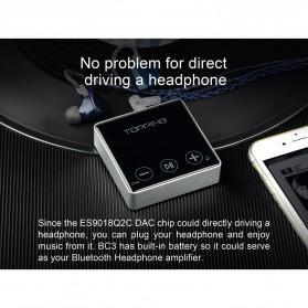 Topping BC3 Bluetooth 5.0 LDAC Receiver - Black - 5