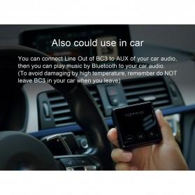 Topping BC3 Bluetooth 5.0 LDAC Receiver - Black - 6
