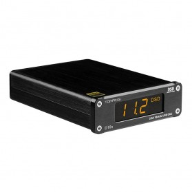 TOPPING D10s USB DAC Desktop Audio Amplifier Decoder - Black