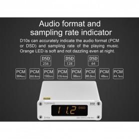TOPPING D10s USB DAC Desktop Audio Amplifier Decoder - Black - 6