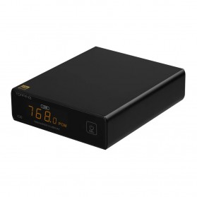 Topping E30 32bit/768K DSD512 DAC Hi-Res Decoder Touch Operation with Remote Control - Black
