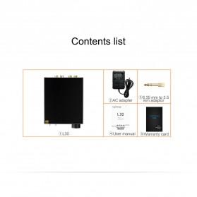 Topping L30 Headphone Amplifier Ultra Low Noise - Black - 10