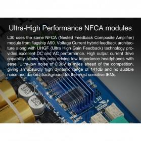 Topping L30 Headphone Amplifier Ultra Low Noise - Black - 2