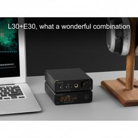 Topping L30 Headphone Amplifier Ultra Low Noise - Black - 6