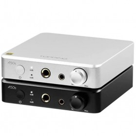 Topping A50s Headphone Amplifier Ultra Low Noise - Black - 3