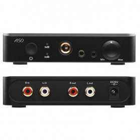 Topping A50s Headphone Amplifier Ultra Low Noise - Black - 4
