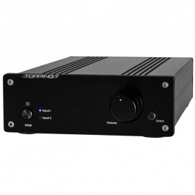 Topping TP60 Class-T Digital Amplifier Tripath TA2022 - Black