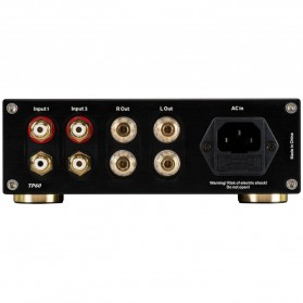 Topping TP60 Class-T Digital Amplifier Tripath TA2022 - Black - 2