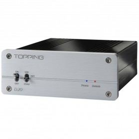 Topping DAC - Topping D20 USB DAC PCM1793 - Silver