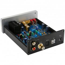 Topping D20 USB DAC PCM1793 - Silver - 4