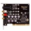 Aim High Definition Sound Card 2.1 PCI-e - SC-8000