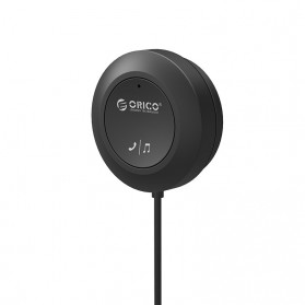 Orico Car Audio Bluetooth Receiver - BCR02 - Black