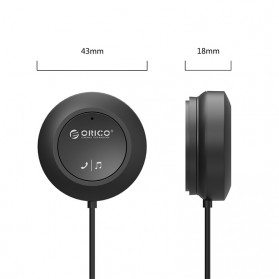 Orico Car Audio Bluetooth Receiver - BCR02 - Black - 3