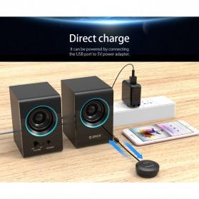 Orico Car Audio Bluetooth Receiver - BCR02 - Black - 8