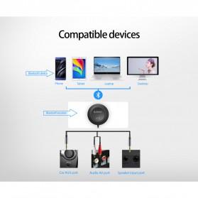 Orico Car Audio Bluetooth Receiver - BCR02 - Black - 9