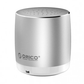 Orico Mini Portable Bluetooth Speaker - BS16 - Silver - 1