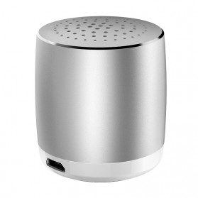 Orico Mini Portable Bluetooth Speaker - BS16 - Silver - 2