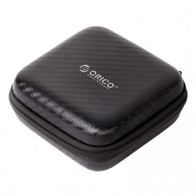 ORICO Tas Earphone Case Bentuk Kotak - PBS95 - Black