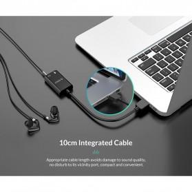 Orico External USB Sound Adapter Card - SKT2 - Black - 10