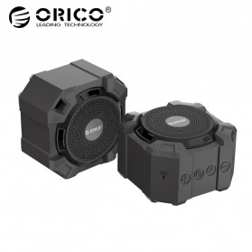 Orico Soundplus-A1 Bluetooth Speaker Waterproof Bluetooth 4.1 - Black
