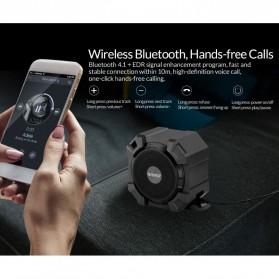 Orico Soundplus-A1 Bluetooth Speaker Waterproof Bluetooth 4.1 - Black - 3