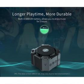 Orico Soundplus-A1 Bluetooth Speaker Waterproof Bluetooth 4.1 - Black - 7