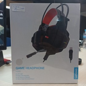 Lenovo Gaming Headphone Headset Super Bass with Mic - HU85 - Black - 11
