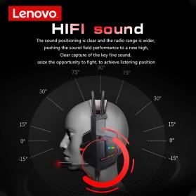 Lenovo Gaming Headphone Headset Super Bass with Mic - HU85 - Black - 2