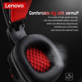 Lenovo Gaming Headphone Headset Super Bass with Mic - HU85 - Black - 4