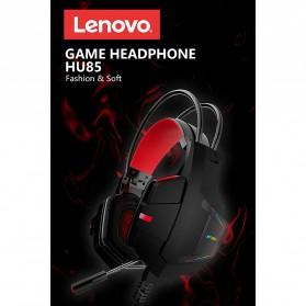 Lenovo Gaming Headphone Headset Super Bass with Mic - HU85 - Black - 6