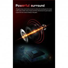 Lenovo Gaming Headphone Headset Super Bass with Mic - HU85 - Black - 8