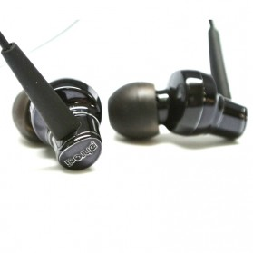 Phrodi 007 Earphone - POD-007 - Black - 4