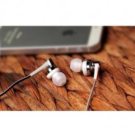 Phrodi 600 Earphone dengan Mic - POD-600 - White - 3