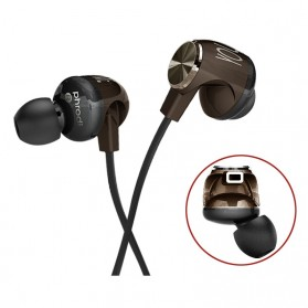 Phrodi 200 Earphone - POD-200 - Black