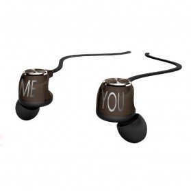 Phrodi 200 Earphone - POD-200 - Black - 4
