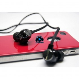 Phrodi M201 Earphone dengan Mic - POD-M201 - Black