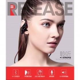 Phrodi Sport Bluetooth Earphone with Microphone - SP-6 - Orange - 6